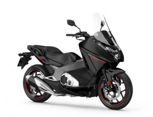 Honda Integra Scooter black
